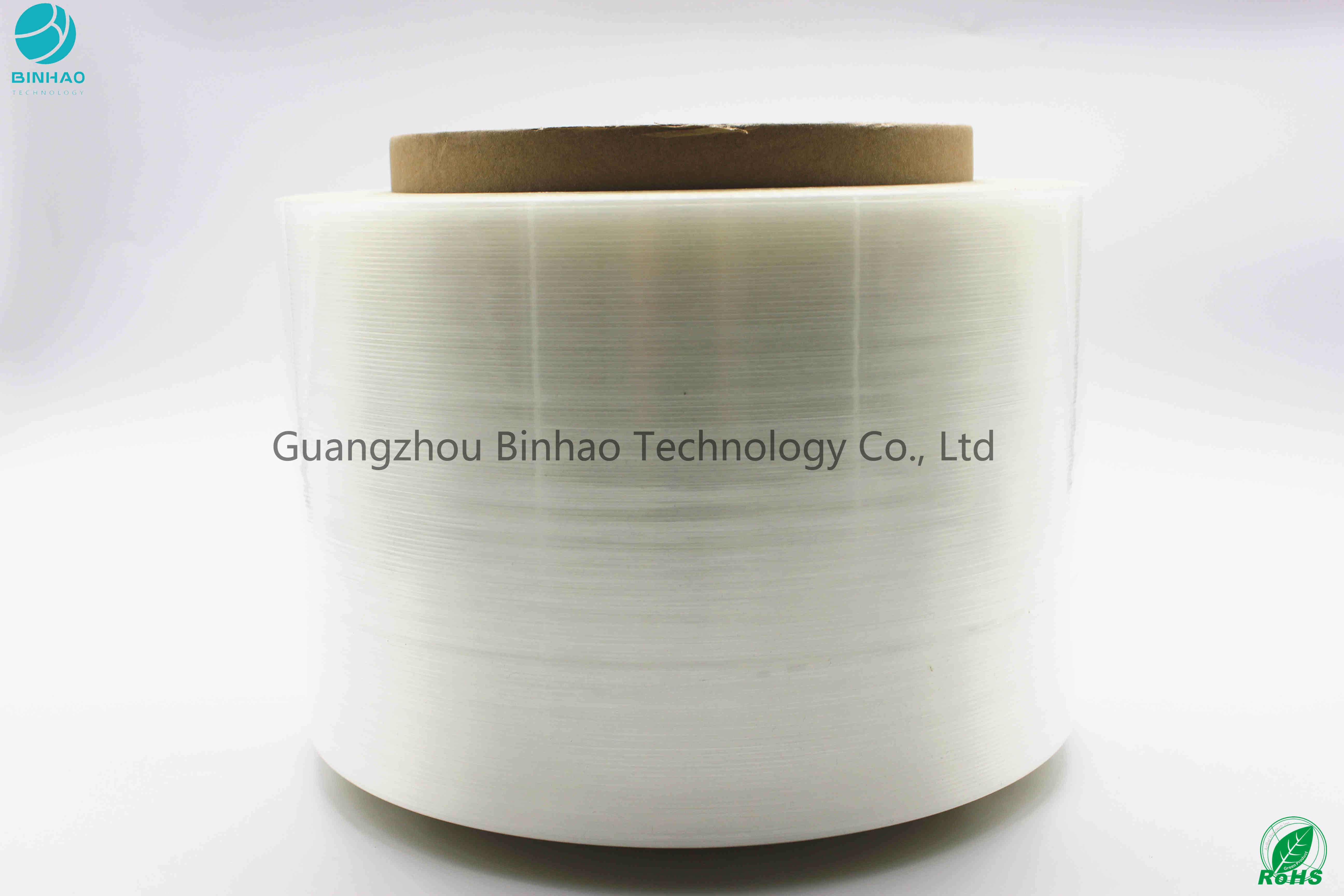 Permanent Self - Sticky Tear Strip Tape Large Size For Cigarette High Speed Machine