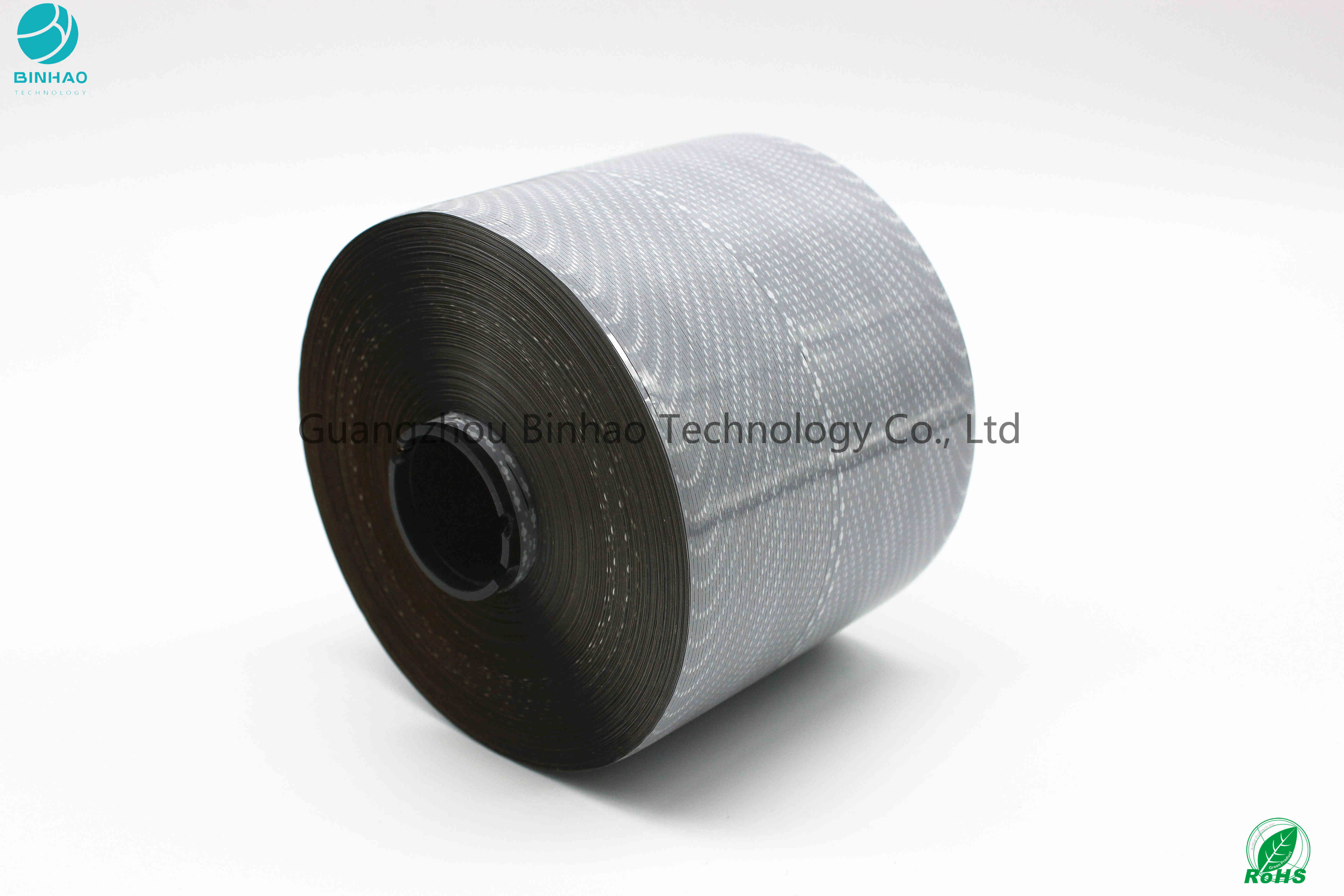 28 Micron Grayness Tear Strip Tape Moistureproof With Custom Printing
